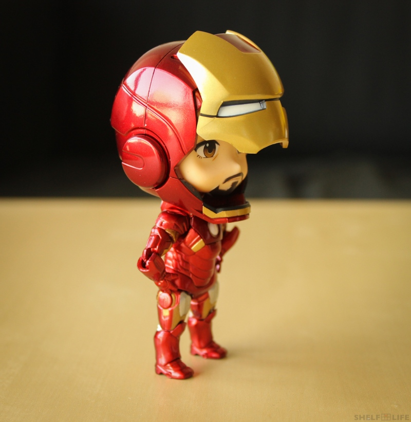 Nendoroid Iron Man Tony Start Side