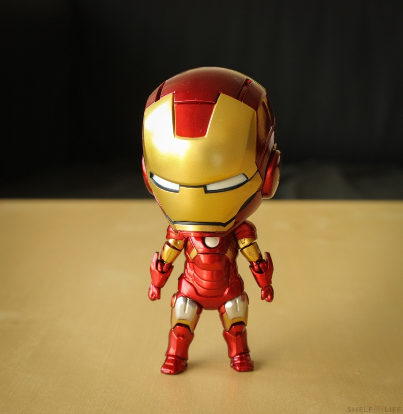 Nendoroid Iron Man Fists