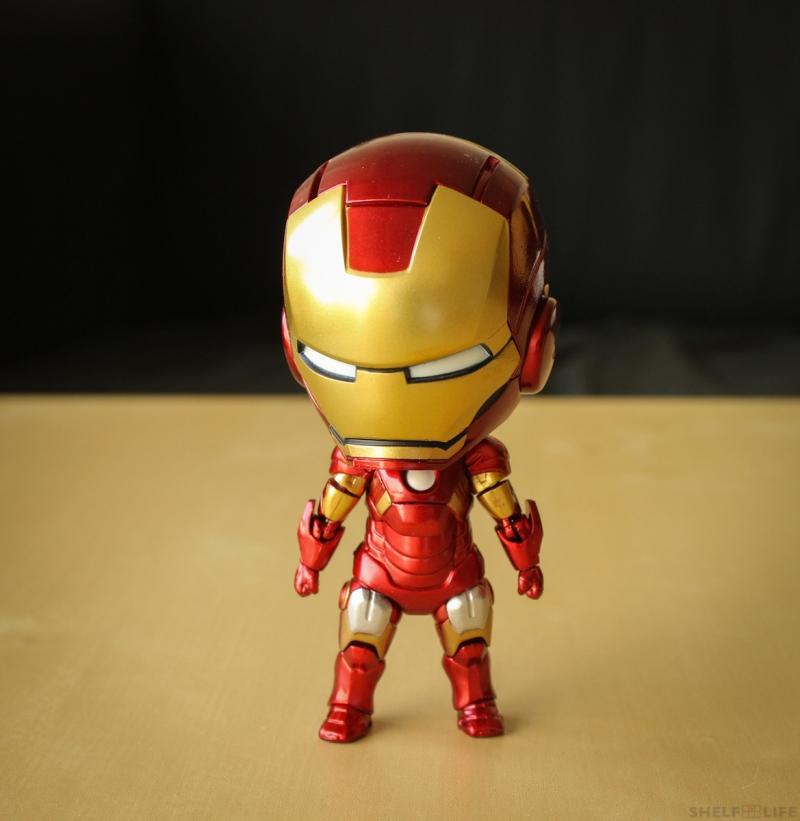 Nendoroid Iron Man Fists