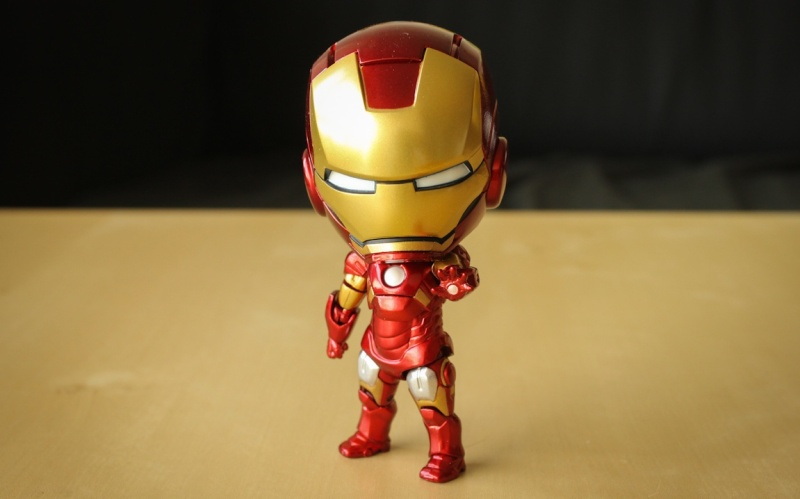 Nendoroid Iron Man Featured