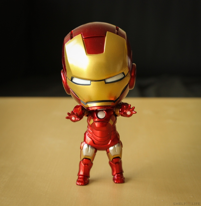 Nendoroid Iron Man Hands Open