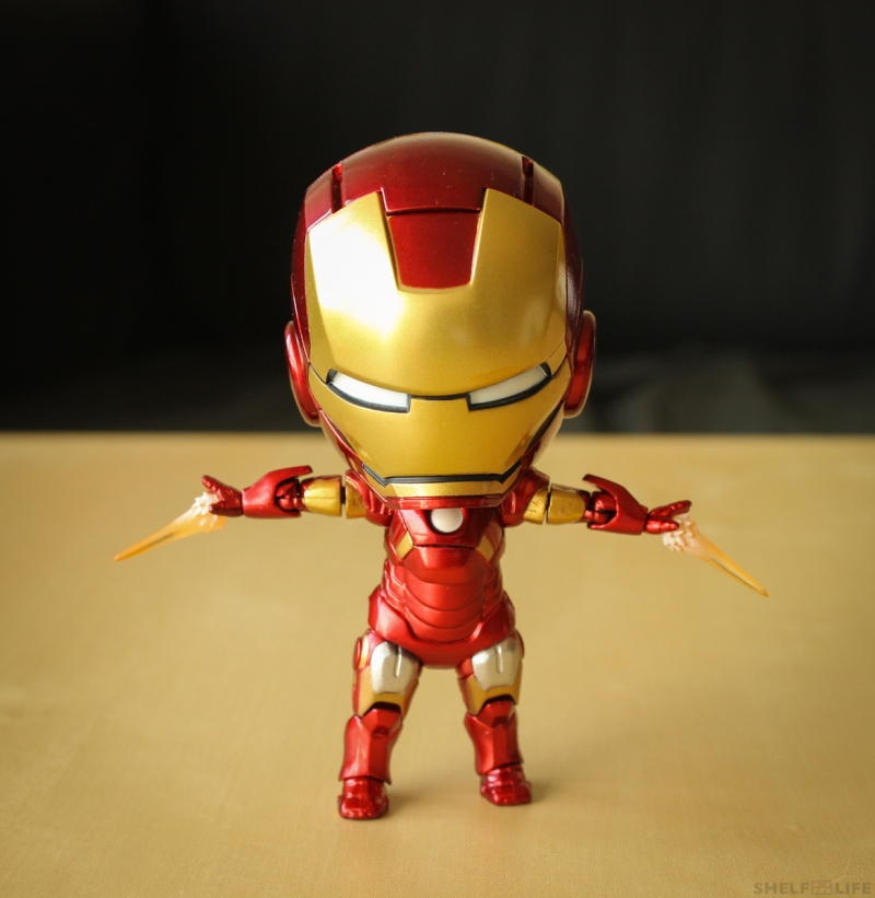 Nendoroid Iron Man Firing Effects Parts #3