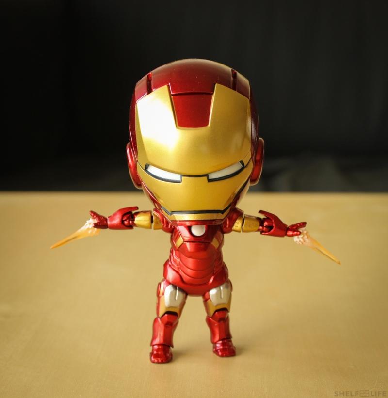 Nendoroid Iron Man Firing Effects Parts #3