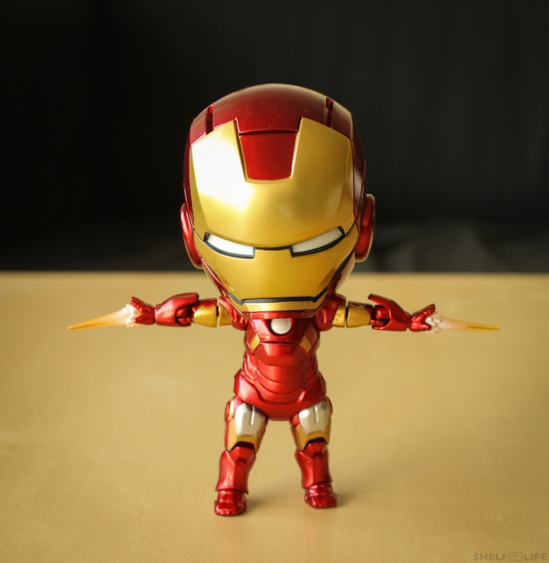 Nendoroid Iron Man Firing Effects Parts #2