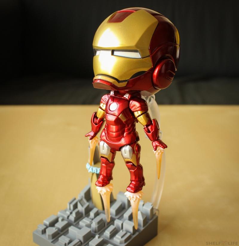 Nendoroid Iron Man Flying