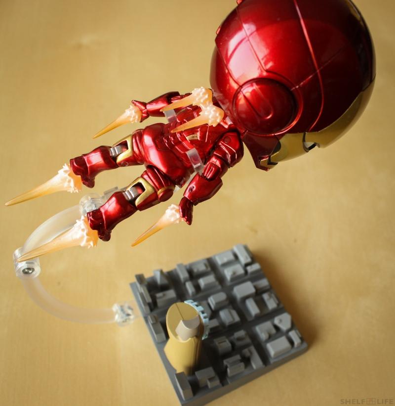 Nendoroid Iron Man Flying #2