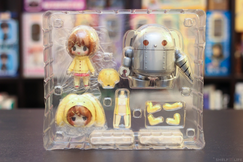 Nendoroid Rin and Wooser - Blister Front