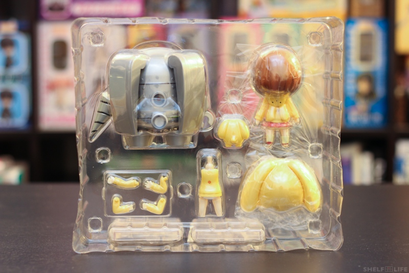 Nendoroid Rin and Wooser - Blister Back