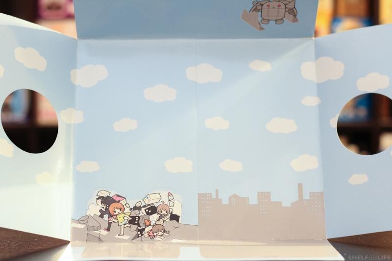 Nendoroid Rin and Wooser - Insert