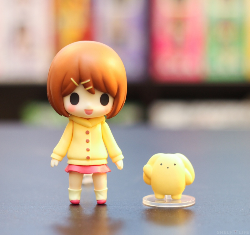 Nendoroid Rin and Wooser - Rin and Wooser