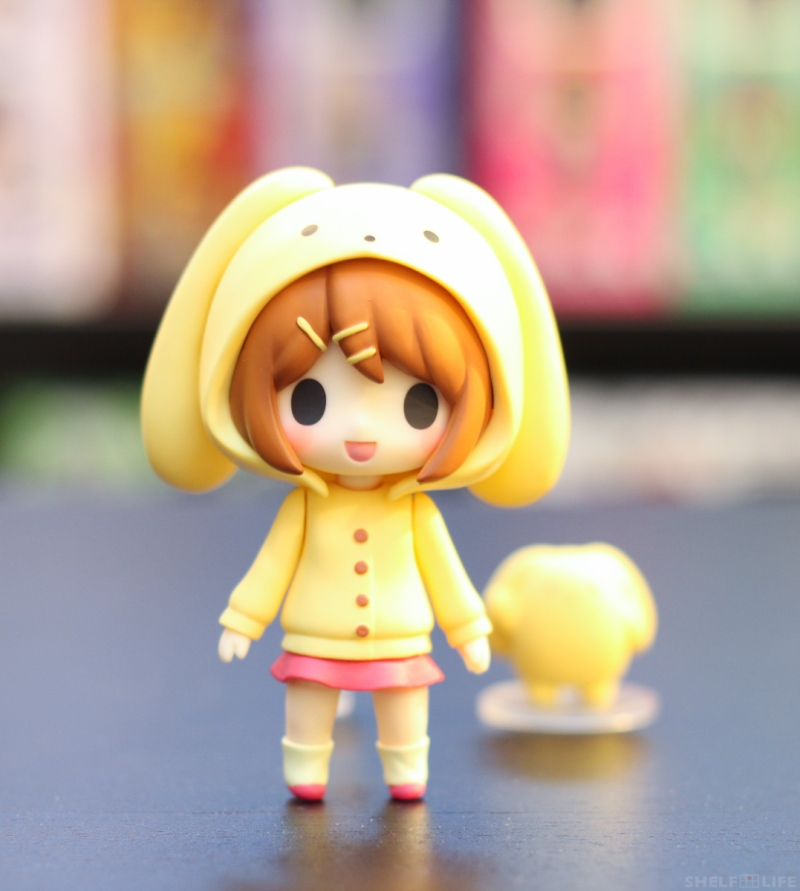 Nendoroid Rin and Wooser - Rin Hood Up