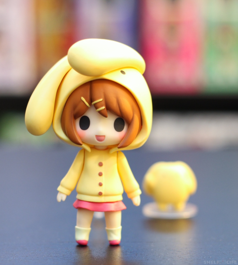 Nendoroid Rin and Wooser - Rin Hood Ears