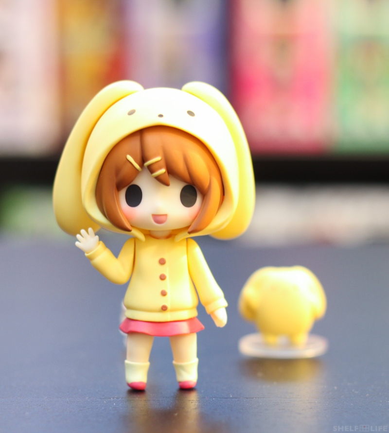 Nendoroid Rin and Wooser - Rin Extra Arm #1