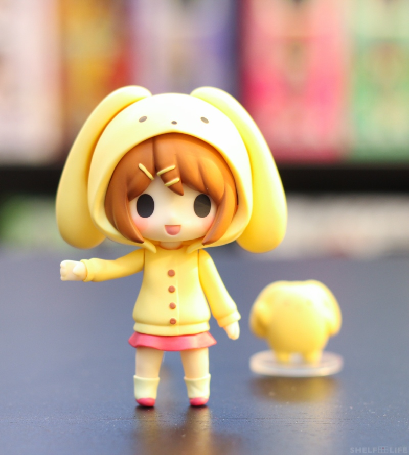 Nendoroid Rin and Wooser - Rin Extra Arm #2