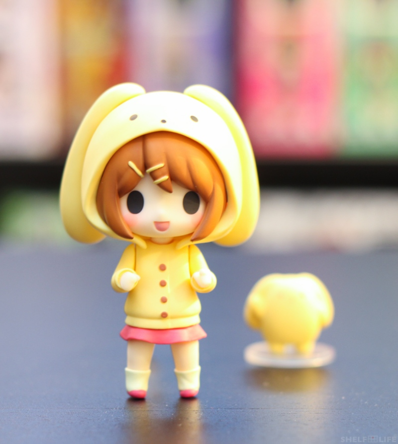 Nendoroid Rin and Wooser - Rin Extra Bent Arms