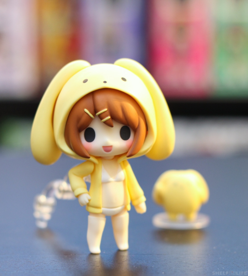 Nendoroid Rin and Wooser - Rin Extra Body