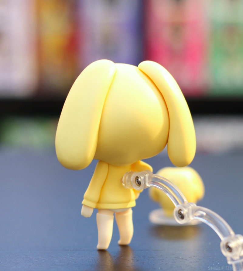 Nendoroid Rin and Wooser - Rin Extra Body Back