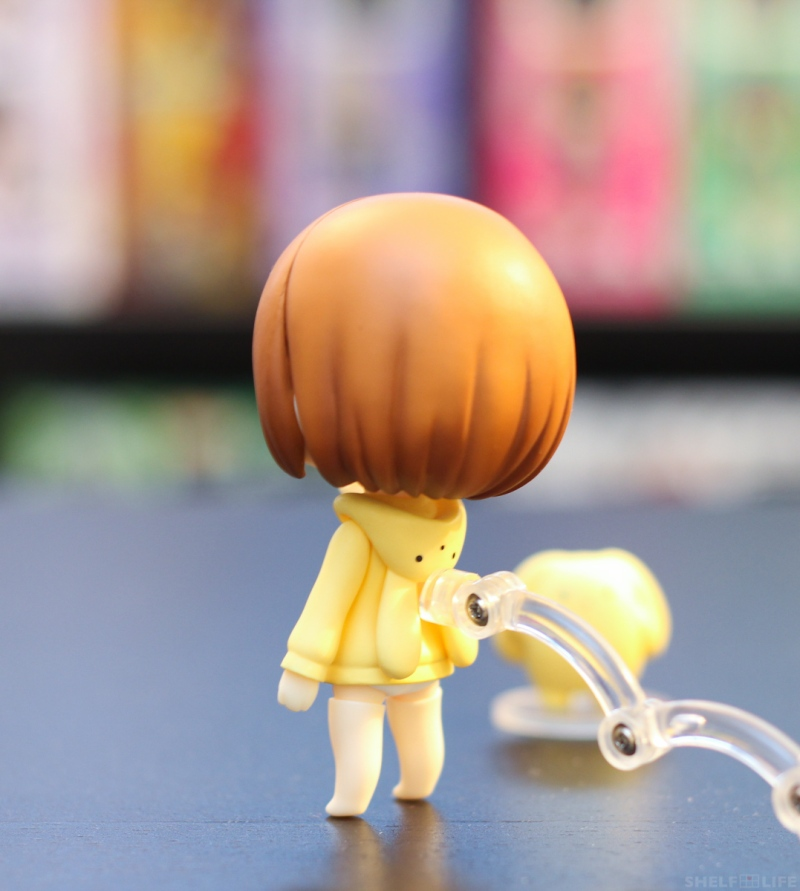 Nendoroid Rin and Wooser - Rin Extra Body With Hood