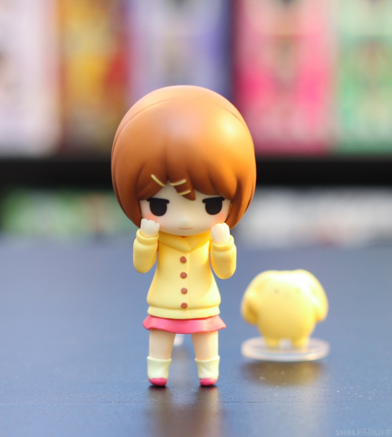 Nendoroid Rin and Wooser - Rin Extra Expression