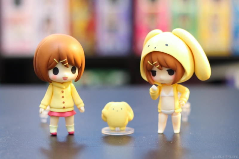 Nendoroid Rin and Wooser - Two Rins!