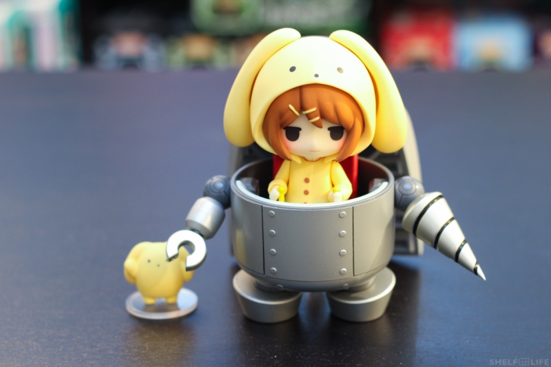 Nendoroid Rin and Wooser - Rin and Mechawooser #2