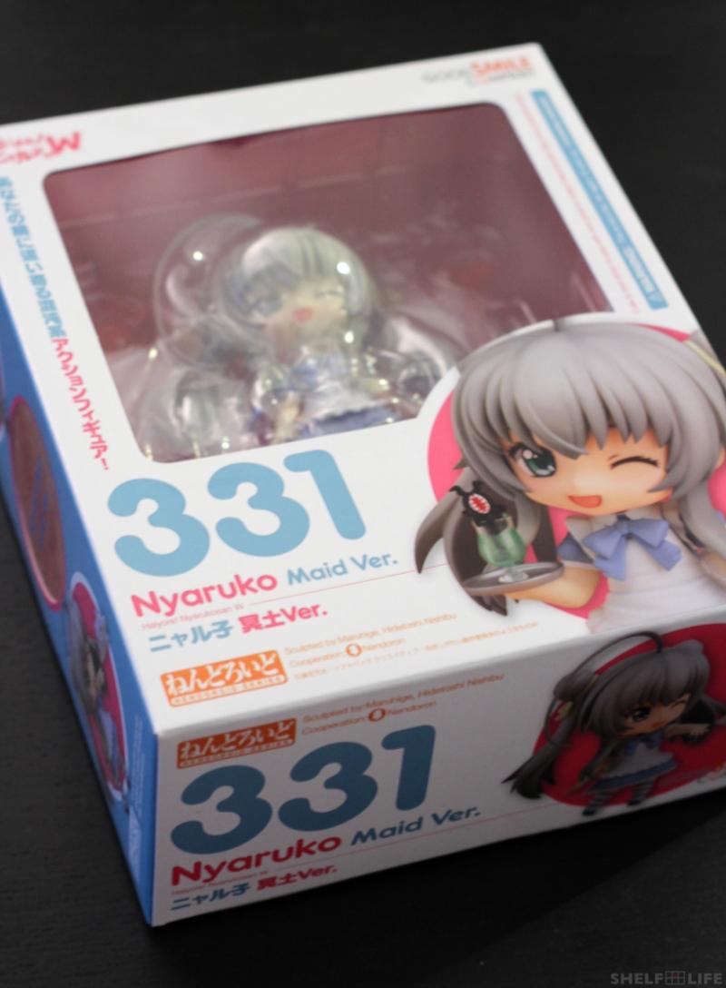 November Loot - Nyaruko Maid Ver. Nendoroid