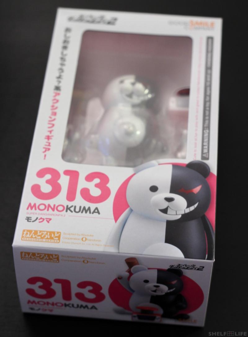 November Loot - Monokuma Nendoroid