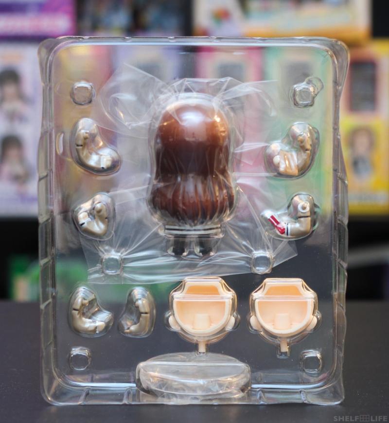 Nendoroid Makise Kurisu - Blister Back