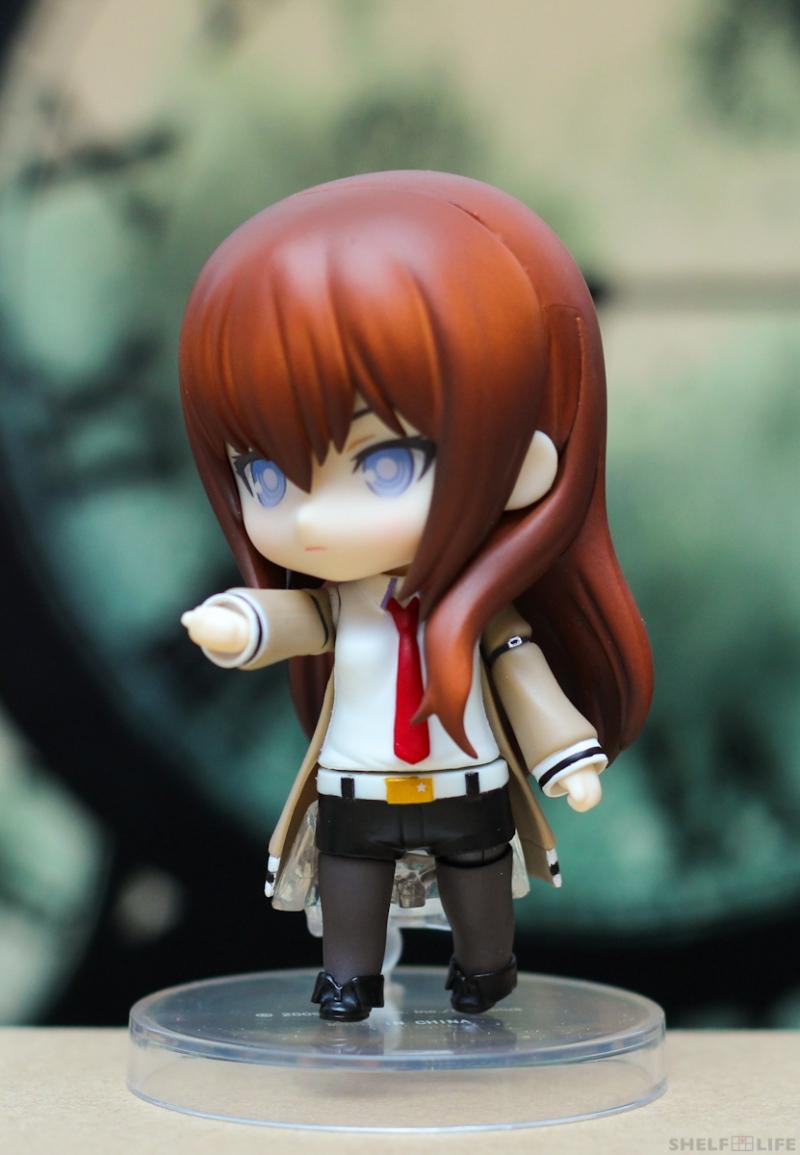 Nendoroid Makise Kurisu - Articulation