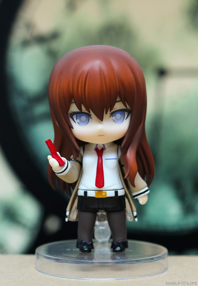 Nendoroid Makise Kurisu - Phone Arm