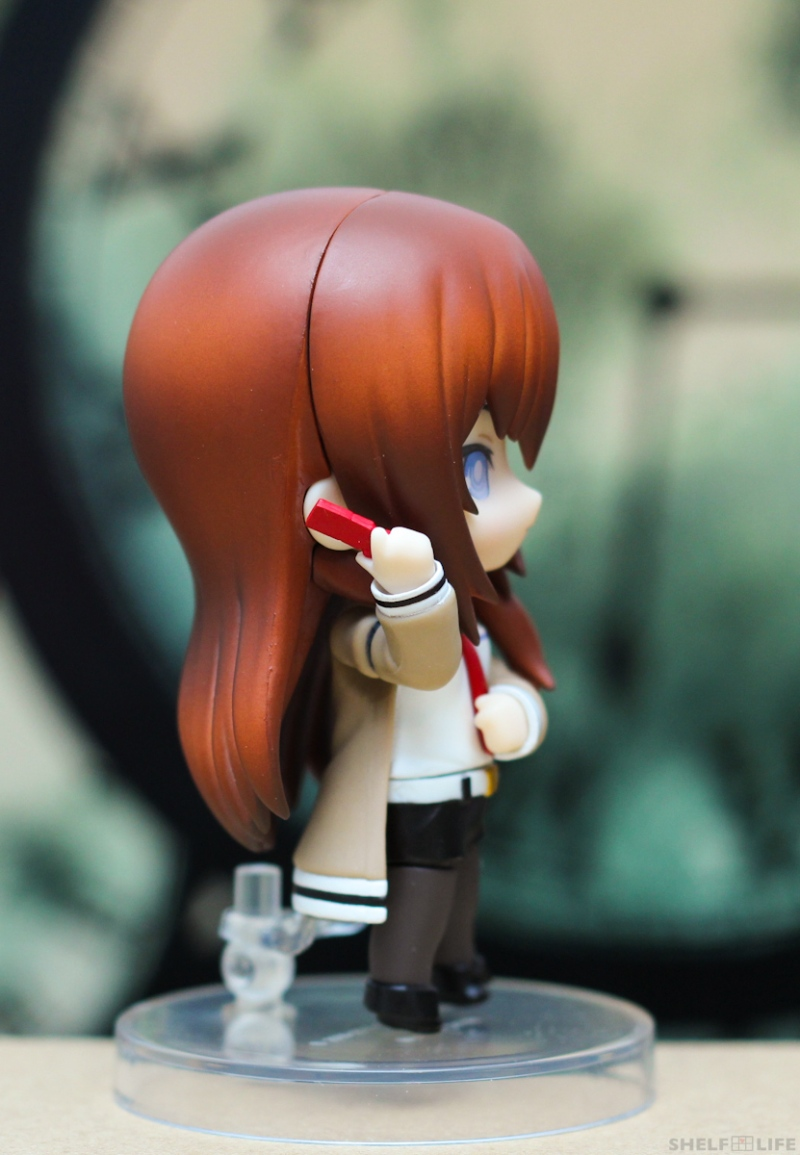 Nendoroid Makise Kurisu - On Call