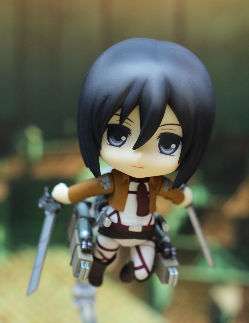 Nendoroid Mikasa - Travelling