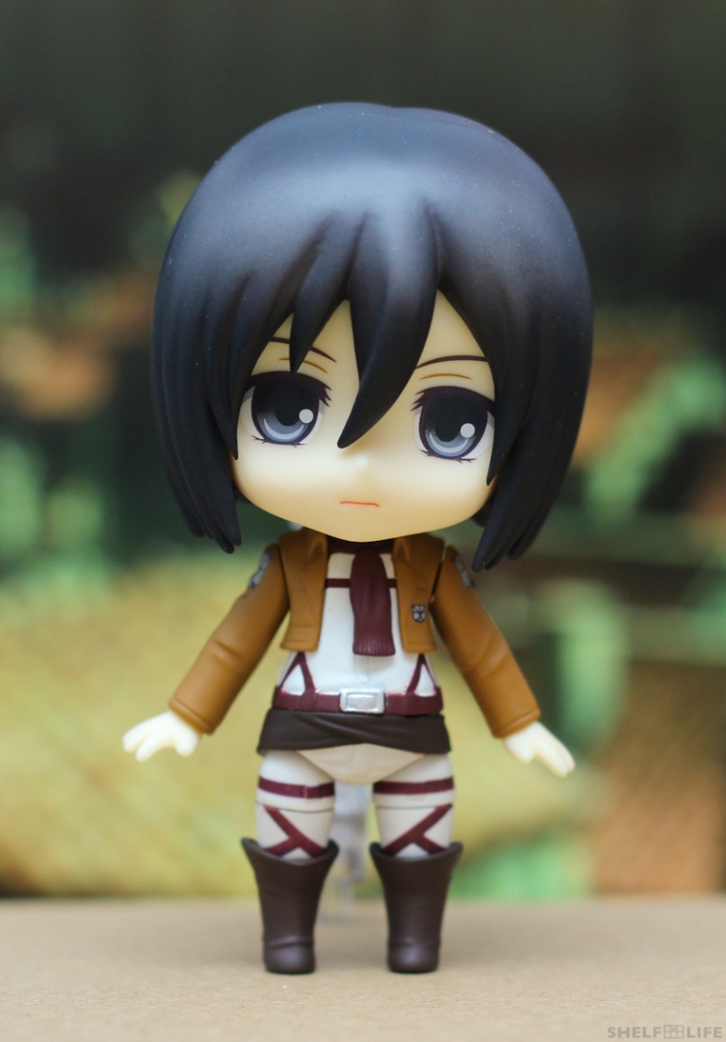Nendoroid Mikasa - Front