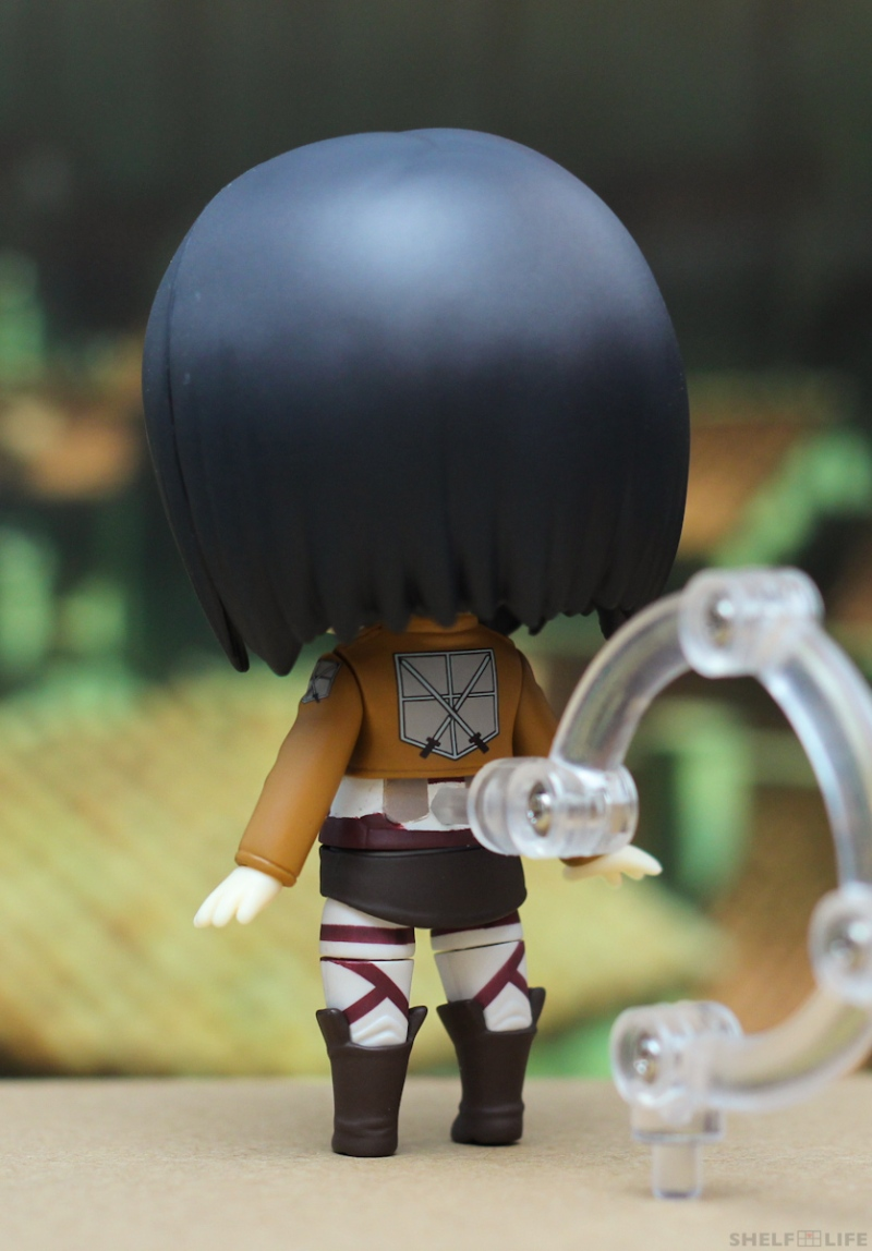 Nendoroid Mikasa - Back