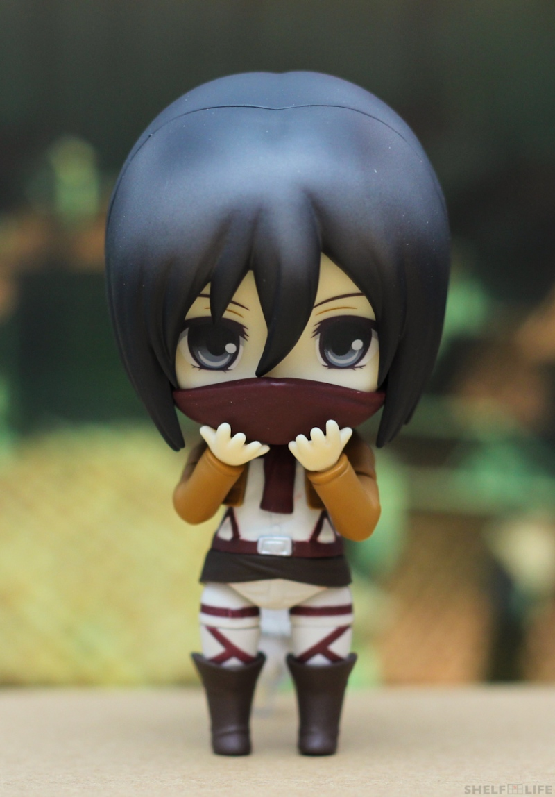 Nendoroid Mikasa - Scarf