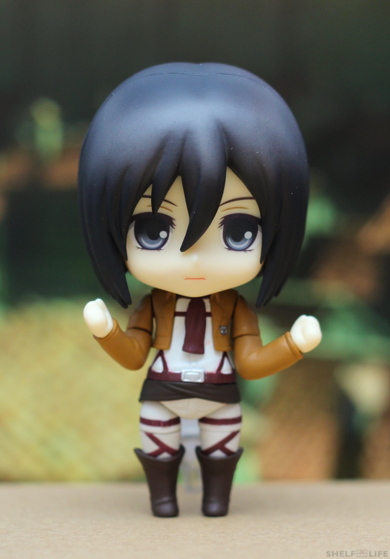 Nendoroid Mikasa - Bent Arms