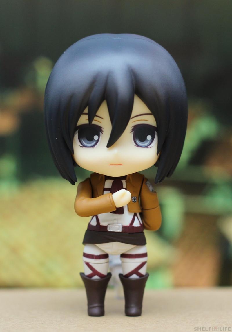 Nendoroid Mikasa - Salute