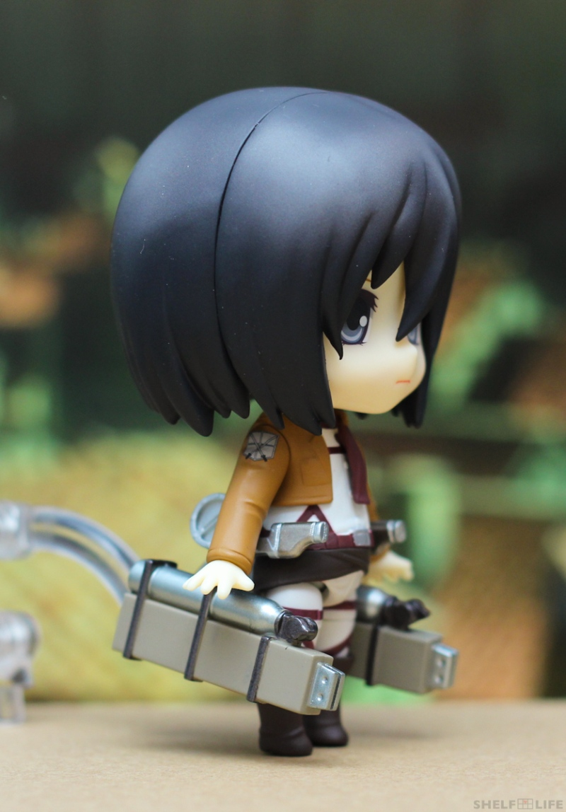 Nendoroid Mikasa - 3DMG Equipment Side