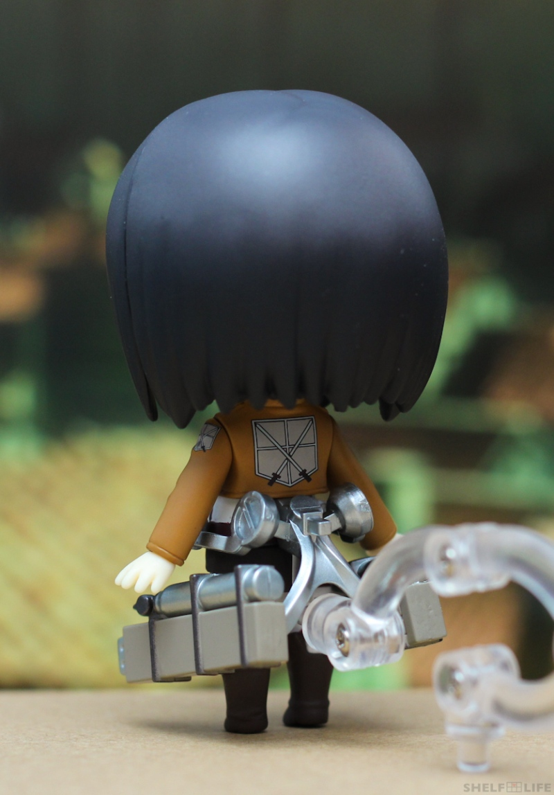 Nendoroid Mikasa - 3DMG Equipment Back