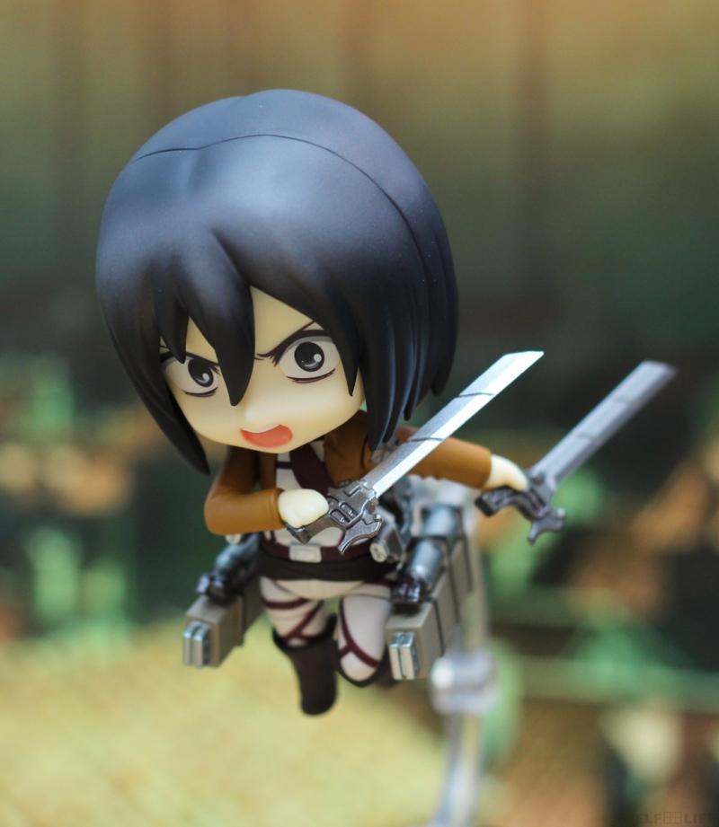 Nendoroid Mikasa - Angry
