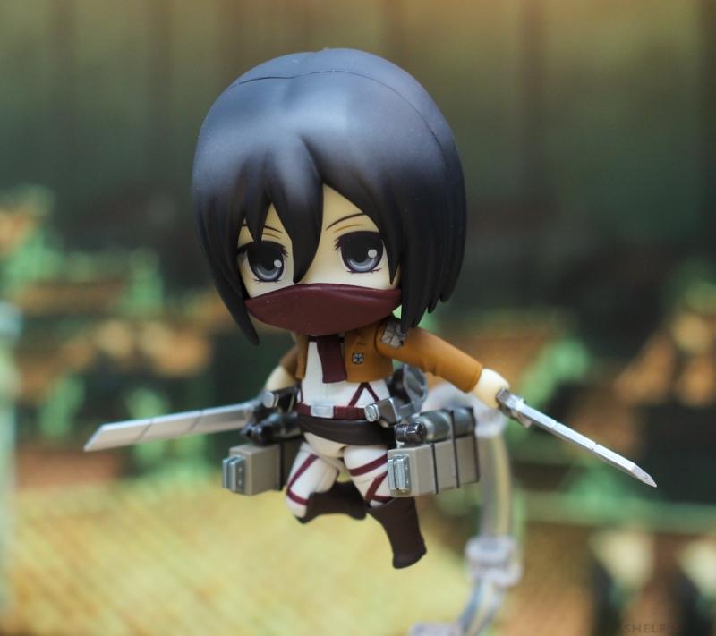 Nendoroid Mikasa