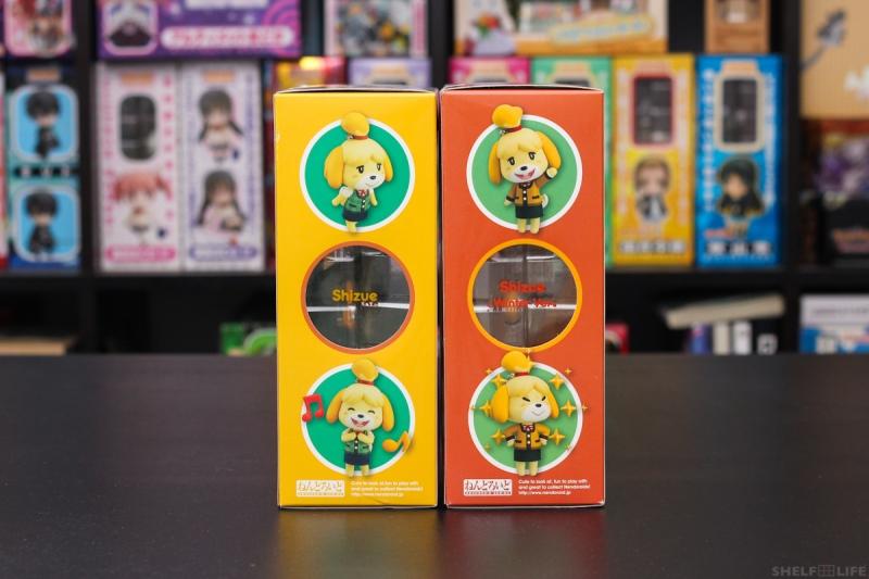 Nendoroid Shizue Boxes