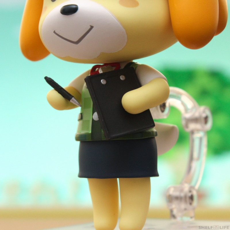 Nendoroid Shizue - Clipboard Close Up