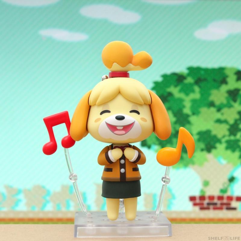 Nendoroid Shizue Winter Ver. - Glee