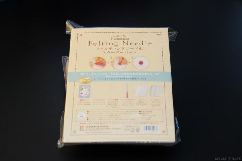 Poro Project - Felting Needle Kit