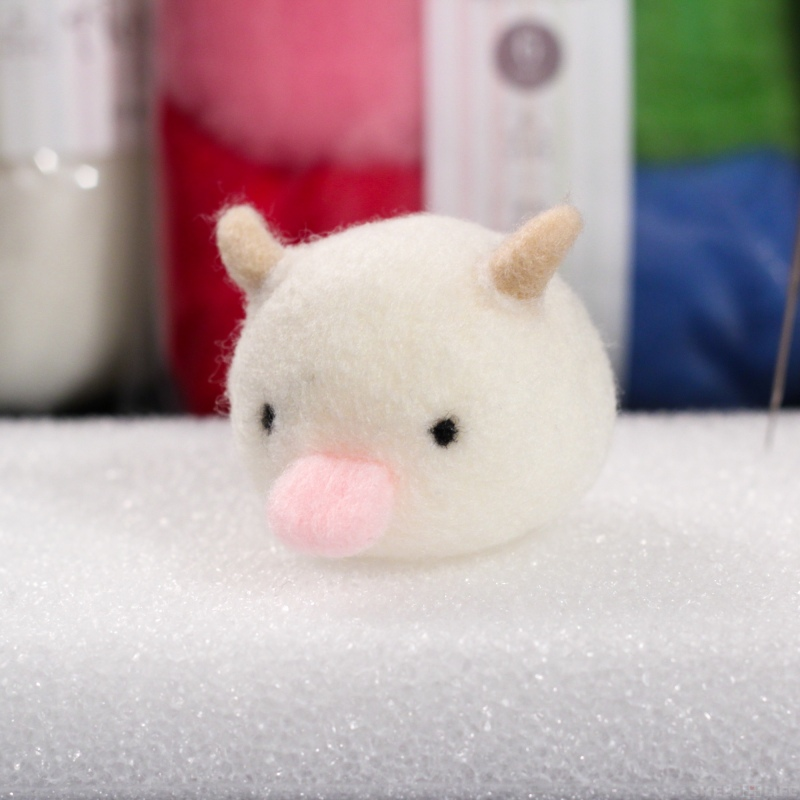 Poro Project - Face and Horns