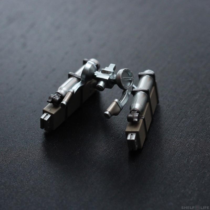 Nendoroid Levi - 3D Maneuver Gear