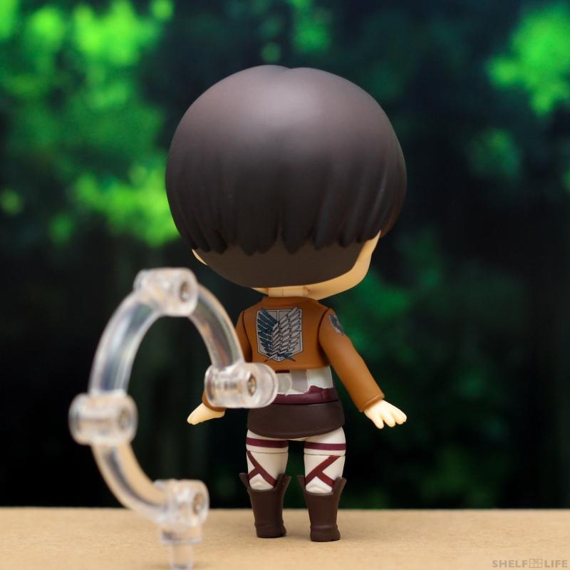 Nendoroid Levi - Back