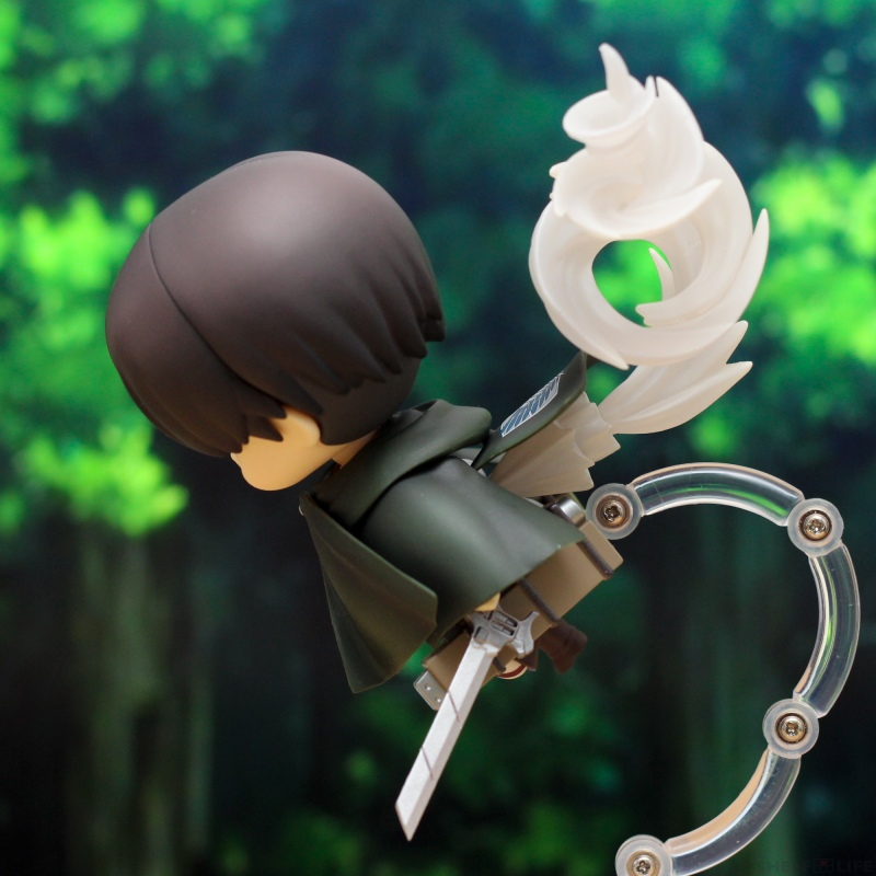 Nendoroid Levi - Special Move Side