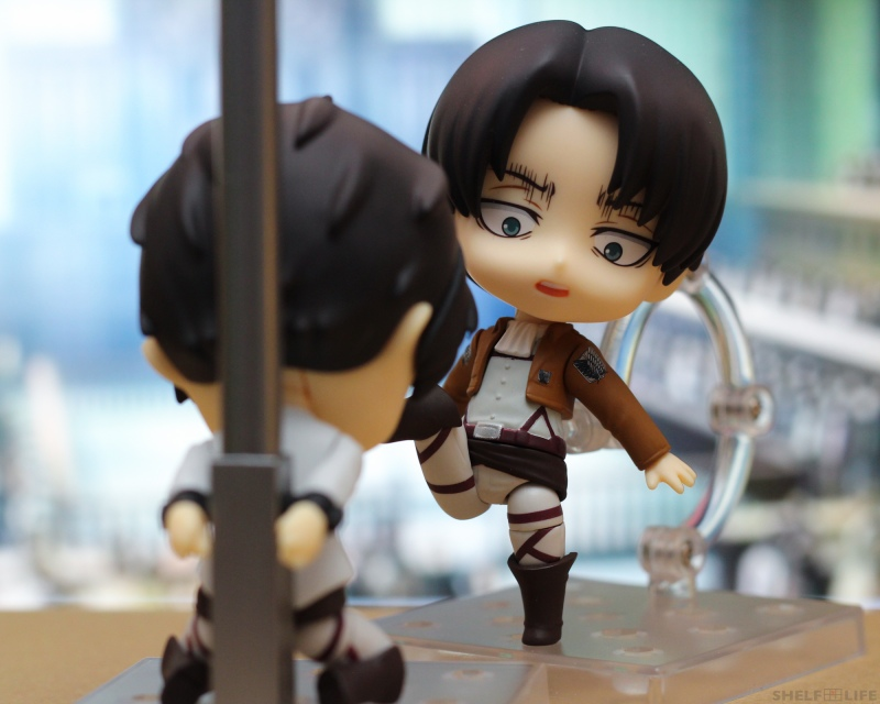 Nendoroid Levi - Step on Eren